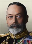 Portrait Kaiserreich George V
