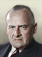 Portrait Poland Hans Frank