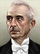 Portrait Turkey Ismet Inonu