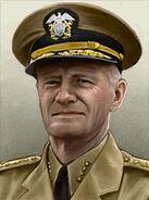 Portrait USA Chester W Nimitz
