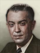 Portrait Juscelino Kubitschek HOI IV
