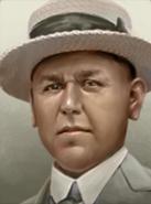 Portrait Mexico Adolfo de la Huerta