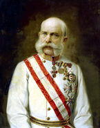 Franz Joseph of Austria 1910 old