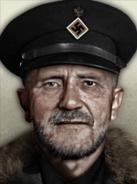 Portrait Amur Konstantin Rodzaevsky