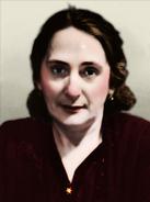 Portrait CNT Dolores Ibaurri Gomez