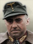 Portrait GER Fritz Bayerlein