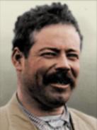 Portrait Mexico Pancho Villa