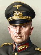 Portrait Germany Erich von Manstein