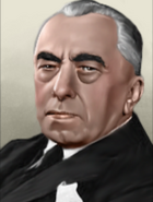 Portrait Cze Mod Emil Hácha
