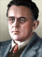 Portrait Kaiserreich John Reed