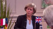 Theresa May Polònia