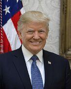 473px-Donald Trump official portrait
