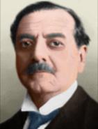 Portrait Argentina Manuel Carlés