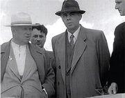 Khrushchev visits Butrint