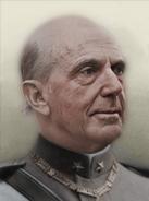Portrait Italy Umberto II