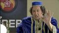 Gaddafi en el Polònia