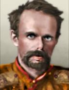 Portrait Kaiserreich Roman von Ungern Sternberg