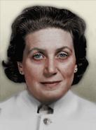 Portrait NIK Svetlana Stalina