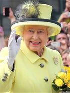 Elizabeth II in Berlin 2015