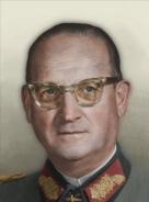 Portrait Hans Speidel