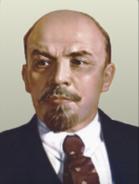 Portrait Mod Lenin