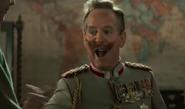 Wilhelm II en Kingsman