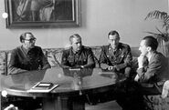290px-Bundesarchiv Bild 183-H27774, Wlassow und Schilenkow bei Goebbels