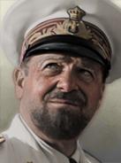 Portrait Egypt Italo Balbo