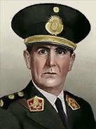 Portrait Argentina Arturo Rawson