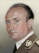 Portrait Germany Artur Axmann