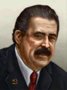 Portrait Gen South America