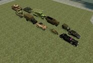 Gmod War vehicles