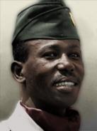 Portrait Ethiopia Mengistu Haile Mariam