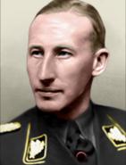 Portrait Germany Mod Reinhard Heydrich