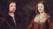 1280px-Ferdinand of Aragon, Isabella of Castile