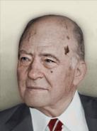 Portrait CTL Josep Tarradellas
