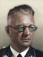 Portrait Netherlands Seyss Inquart Arthur
