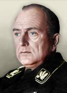 Portrait Kurt Daluege