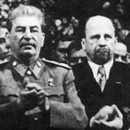 Stalin y ulbritch