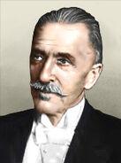 Portrait Poland Ignacy Moscicki