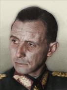 Portrait GER Otto Ernst Remer