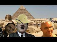 Hitler viaja a Egipto
