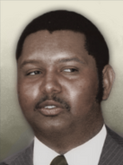 Portrait Haiti Jean-Claude Duvalier