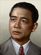 Portrait chi wang jingwei