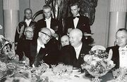 Kekkonen ja Khrushchev