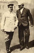 Stalin - Dimitrov 1936