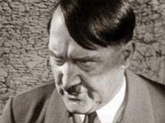 Hitler paris burning