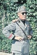 Mussolini basado