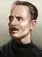 Portrait Britain Oswald Mosley
