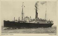 RMS Laconia
